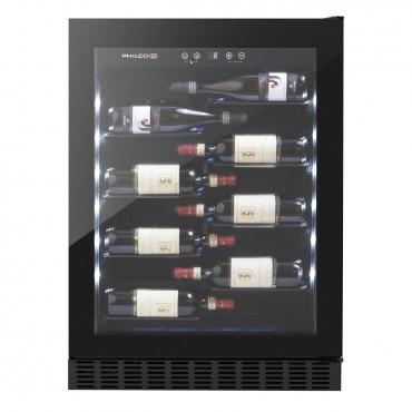 Philco PW 40 LV 40 palack tárolására alkalmas, 1 zónás borhűtő