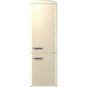 Gorenje ORK192C Alulfagyasztós hűtőszekrény, 194 cm magas, A++ energiaosztály
