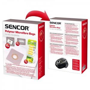 Porzsák és illatosító rudak a Sencor SVC 7CA típusú porszívójához