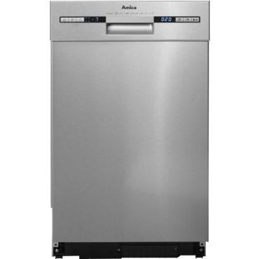 Amica EGSPU500920E A++ mosogatógép keskeny Pult alá építhető 10 teríték