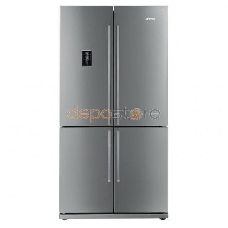 Smeg FQ60X2PE side by side hűtőszekrény, 182 cm, A++, NoFrost, (Hűtők)