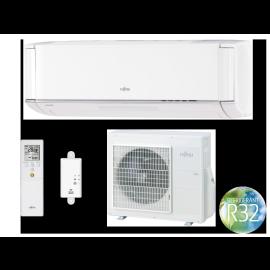 Fujitsu ASYG12KXCA/AOYG12KXCA 3,4 kW hűtés oldalfali Inverteres splitklíma