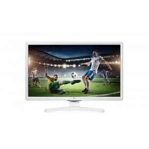 """LG 24TK410U-WZ 24"""" HD Fehért TV-monitor"""