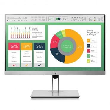 "LCD HP 22"" E223; black/silver, B+;1920x1080, 1000:1, 250 cd/m2, VGA, HDMI, DisplayPort, USB Hub, AG"