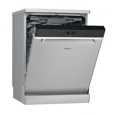 Whirlpool WFC 3C33 PFX  Szabadonálló mosogatógép 6. érzék, 14 teríték 60 cm