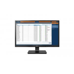 "LG 24CK550W Led monitor, 23,8"" méretű Full HD multifunkciós Thin Client"