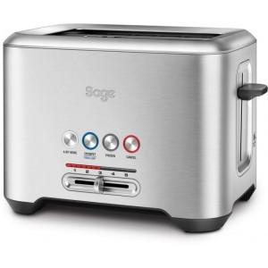 Sage BTA720BSS Kenyérpirító Inox 5 Fokozat