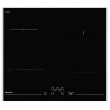 SHARP KH6V08FT00EU beépíthető kerámia főzőlap