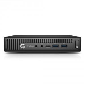 HP EliteDesk 800 G2 DM; Core i5 6500T 2.5GHz/8GB RAM/256GB SSD NEW;Intel HD Graphics/Win 10 Pro 64-b
