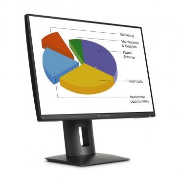 """LCD HP 24"""" Z24n; black, B+;1920x1200, 1000:1, 300 cd/m2, DVI, HDMI, DisplayPort, miniDP, USB Hub, AG"""
