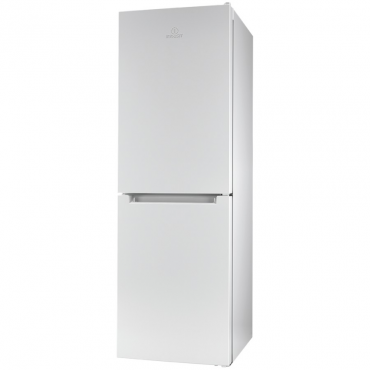 Indesit LR7 S2 W alulfagyasztós hűtőszekrény, A++, 176 cm
