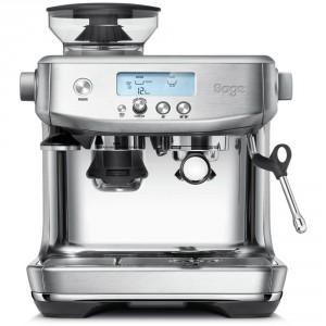 Sage SES878BSS 'THE BARISTA PRO™' espresso kávégép kávédarálóval