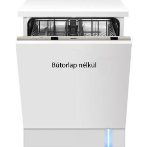 Amica EGSPV593900 beépíthető mosogatógép, A++, 13 teríték