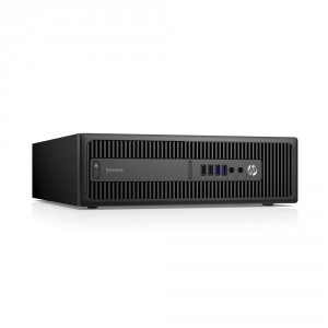 HP EliteDesk 800 G2 SFF; Core i5 6500 3.2GHz/8GB RAM/256GB SSD;Intel HD Graphics/Win 10 Pro 64-bit