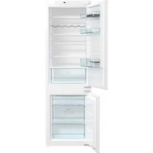 Gorenje NRKI4182E1 A++ NoFrost Beépíthető Kombinált hűtőszekrény