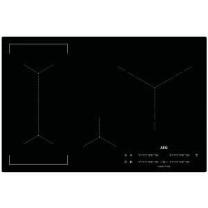 AEG IKE84445IB Indukciós Főzőlap, 80 cm széles, Hob2Hood FlexiBridge