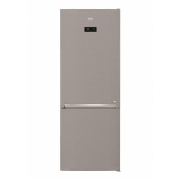 Beko RCNE-560E50 ZXPN Alulfagyasztós Hűtőszekrény NoFrost 192cm A+++ 501 liter