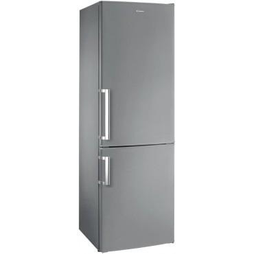 Candy CCBS6182XH2N Alulfagyasztós hűtő 185 cm