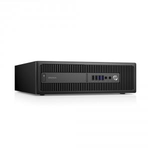 HP EliteDesk 800 G2 SFF; Core i3 6100 2.3GHz/8GB RAM/128GB SSD + 500GB HDD;DVD-RW-slim/Intel HD Grap