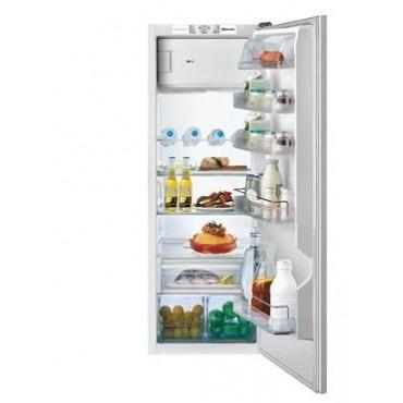 Bauknecht KVIC3270A++ Beépíthető Egyajtós hűtő kis fagyasztóval 152 cm