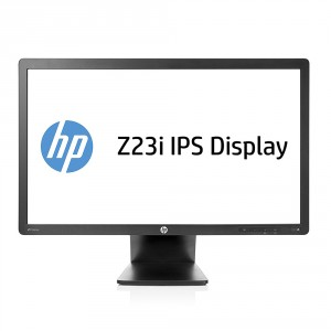 "LCD HP 23"" Z23i; black, B+;1920x1080, 1000:1, 250 cd/m2, VGA, DVI, DisplayPort, USB Hub, AG"