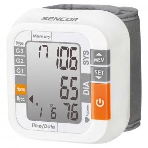 Sencor SBD1470 Digitális Vérnyomásmérő Óra
