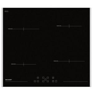 Sharp KH-6I19FT00 Beépíthető Indukciós főzőlap