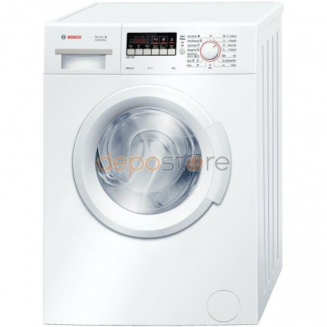 Bosch WAB20262BY elöltöltős mosógép 6 kg, 1000 fordulat, A+++