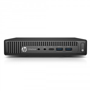 HP EliteDesk 800 G2 DM; Core i5 6500 3.2GHz/8GB RAM/256GB SSD NEW;Intel HD Graphics/Win 10 Pro 64-bi