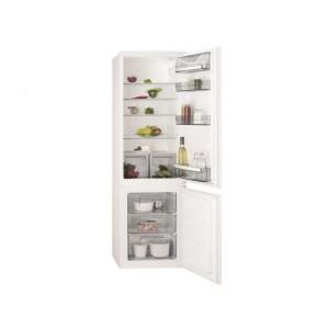 AEG SCB51821LS Beépíthető kombinált hűtőszekrény, 177 cm, A++