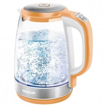 Sencor SWK 2193OR Vízforraló hőfokszabályzóval 2 liter