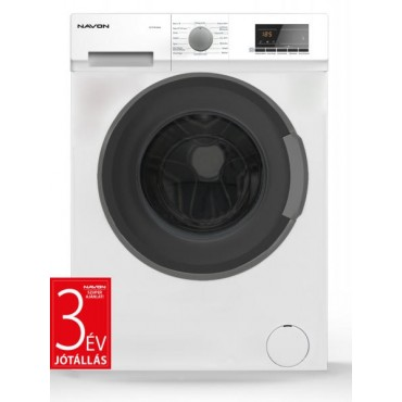 Navon WMN 712 AAA Elöltöltős mosógép 7 kg