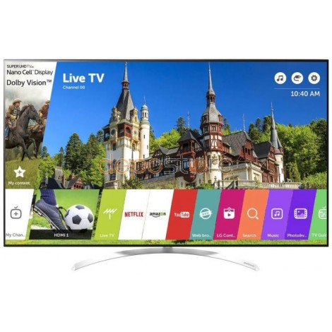 LG 55SJ850V ULTRA HD 4K LED TV 139 cm Nano Cell