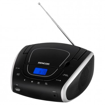 Sencor SPT 1600 Bluetooth FM rádió CD/MP3/USB