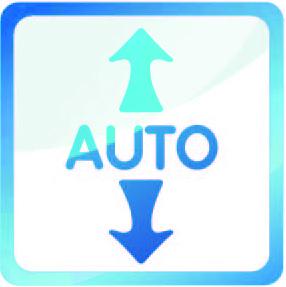 Automatikus hűtés-fűtés átváltás